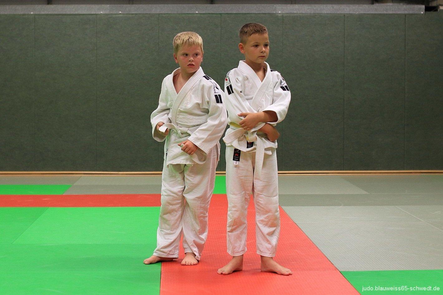 Judokas-Schwedt-Guertelpruefung (1)