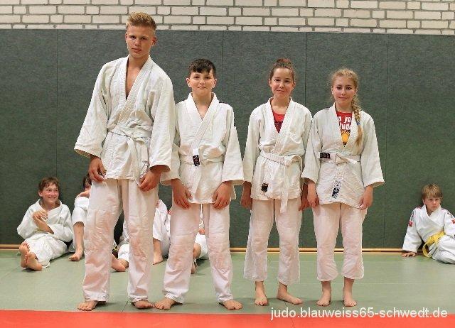 Judokas-Schwedt-Guertelpruefung (37)