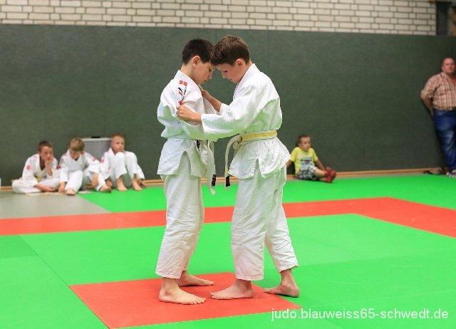 Judokas-Schwedt-Guertelpruefung (40)
