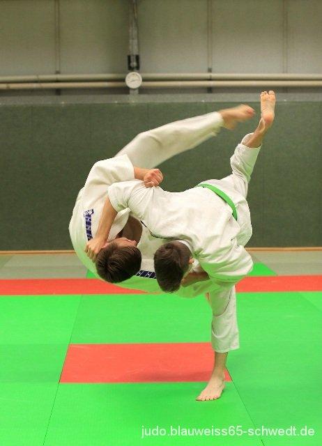 Judokas-Schwedt-Guertelpruefung (61)