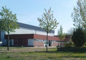 Sporthalle Am Aquarium Schwedt - Trainingsstätte der JUDOKAS
